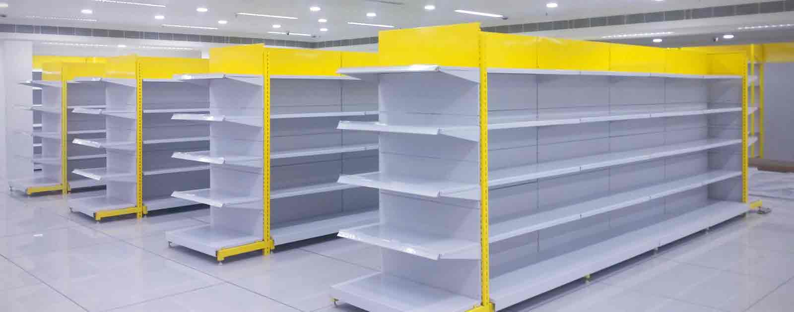 Supermarket Display Rack Manufacturers In Ibrahimpatnam
