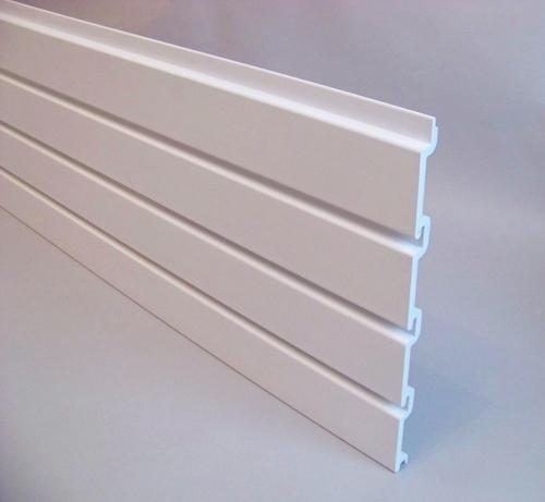Aluminum Slat Wall Display In Kangra