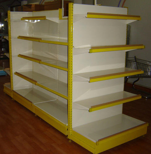 Departmental Storage Racks In Upper Subansiri