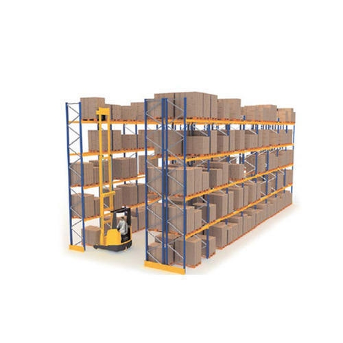 Double Deep Pallet Racking In Sirsa