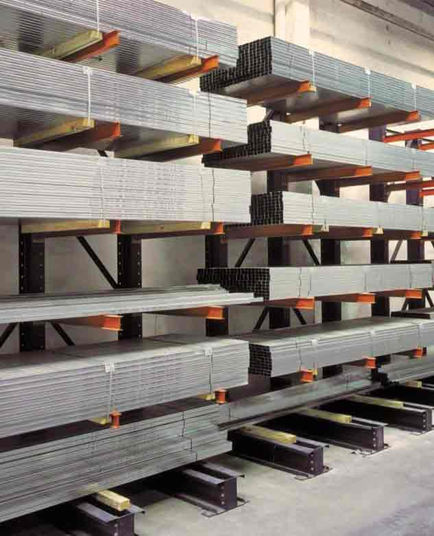 Cantilever Rack In Bemetara