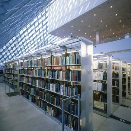 Library Rack In Tuting