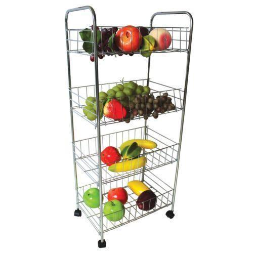 Metal Vegetable Racks
