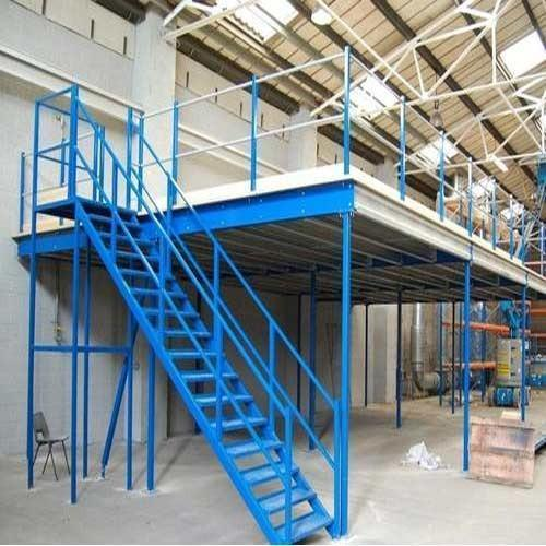 Mezzanine Floor In Inderlok