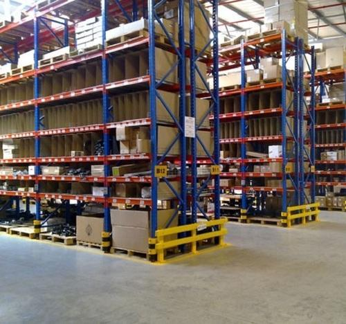 Pallet Racking System In Wakro