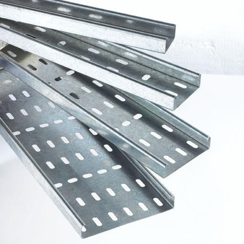 Perforated Cable Trays In G B Road