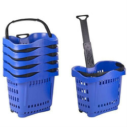 Plastic Shopping Trolleys In Boleng
