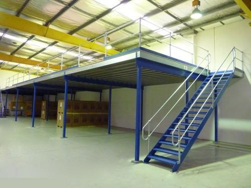 Qnique Mezzanine Floor System In Bordumsa