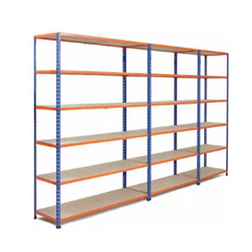 Slotted Shelving System In Inderlok