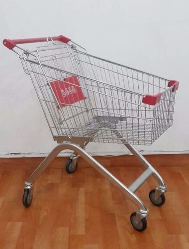 Super Market Shopping Trolley In Boleng