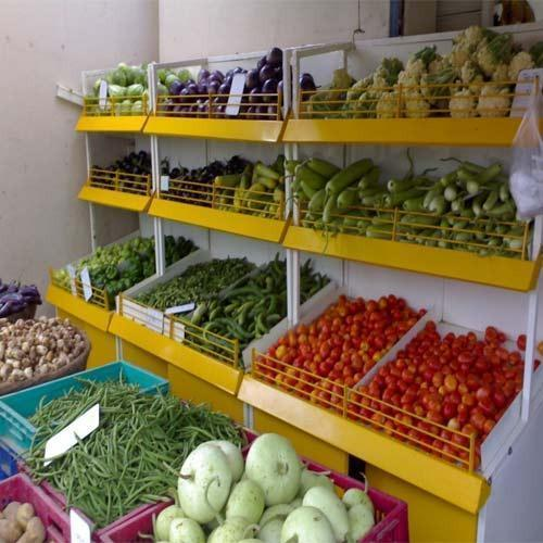 Vegetables Racks In Khedbrahma