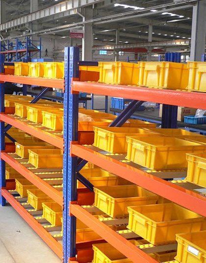 Supermarket Rack Manufacturers In Nand Nagri
